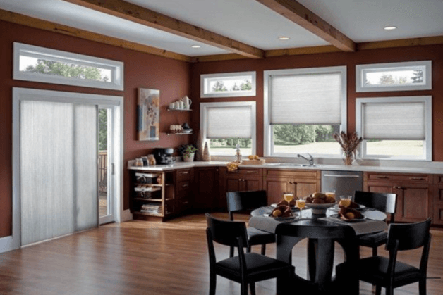 How Homes Can Be More Energy Efficient Near San Francisco, California (CA) with Kitchen Honeycomb Shades